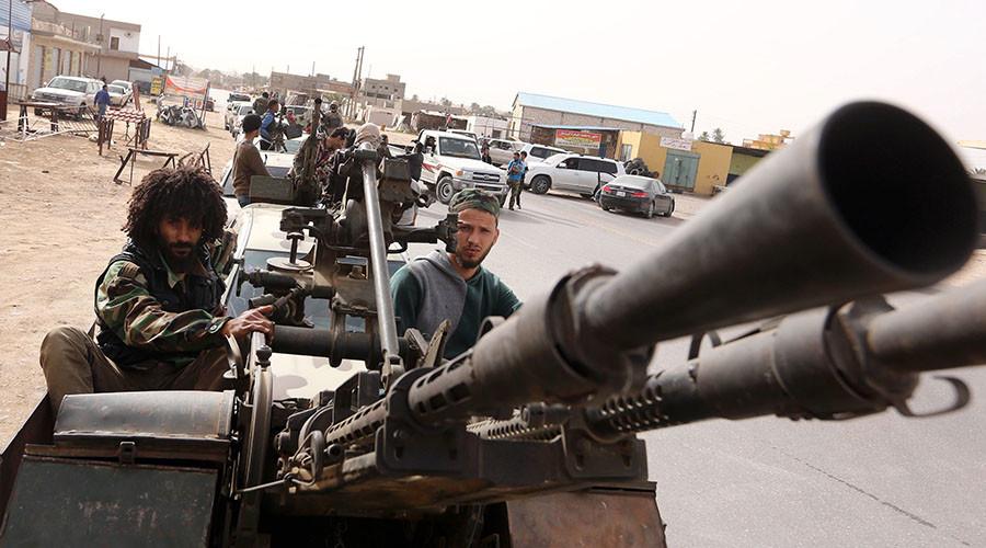 Lifting Libyan arms embargo is 'premature' – Russia's acting UN envoy