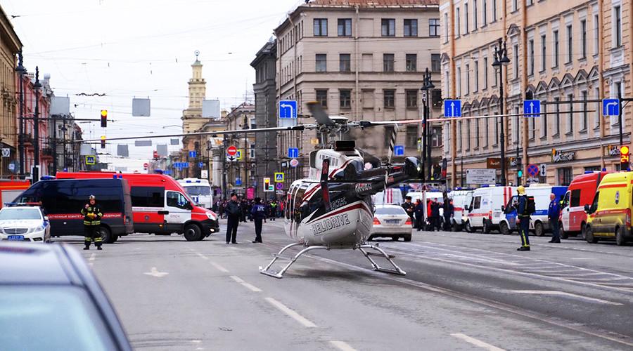 St. Petersburg Metro terrorist attack financed from Turkey – investigators