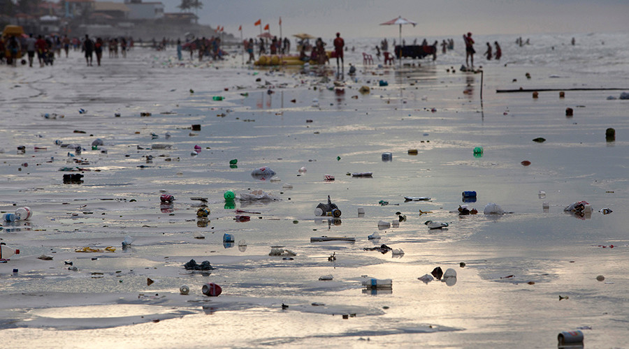 'Conveyor belt of trash': Arctic Ocean is 'dead end' for West's plastic pollution, study says