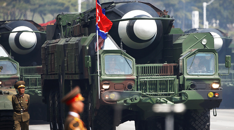 N. Korea threatens to 'reduce US to ashes' with 'super-mighty pre-emptive strike'