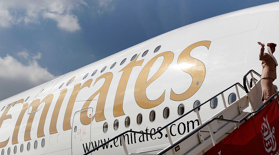 Emirates cuts flights to US blaming Trump's restrictions for declining demand