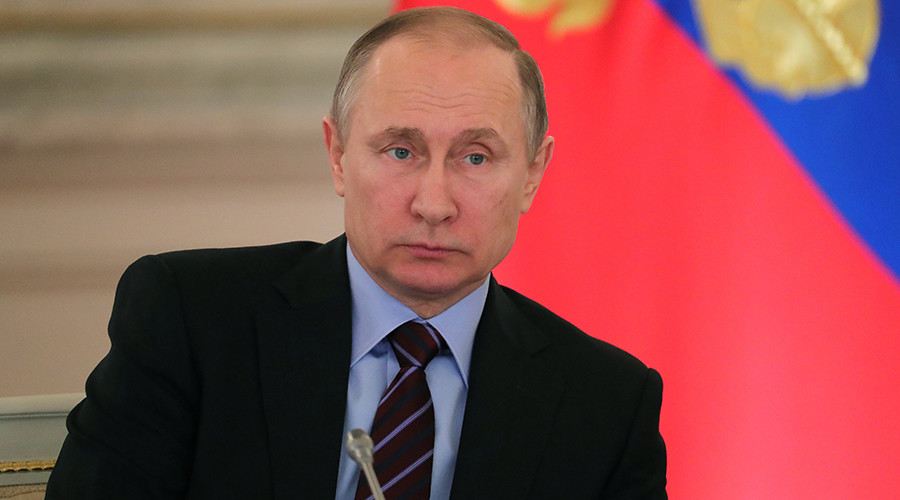 Only the Russian people can determine successor to their president – Putin