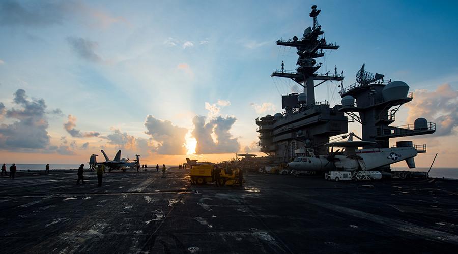 'US escalates war rhetoric with N. Korea, needs to go opposite direction'