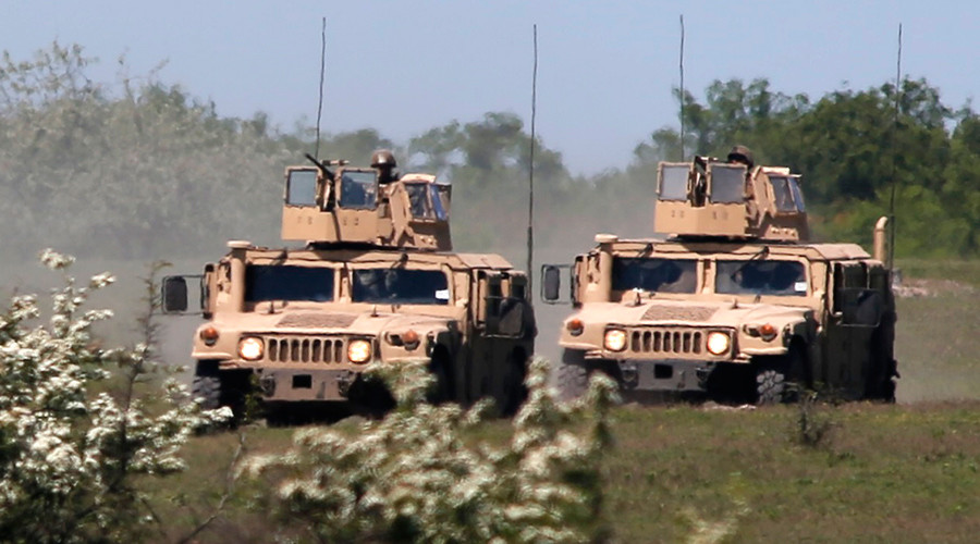 Humvees & howitzers: US approves $300mn sale of military equipment for Iraq's Kurdish forces