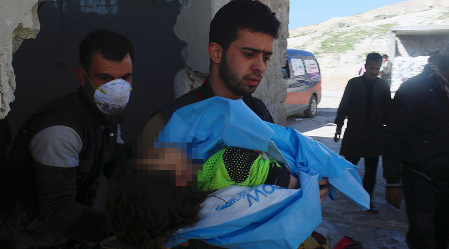 Why is US media ignoring all dissenting expert voices on the Khan Sheikhoun attack?