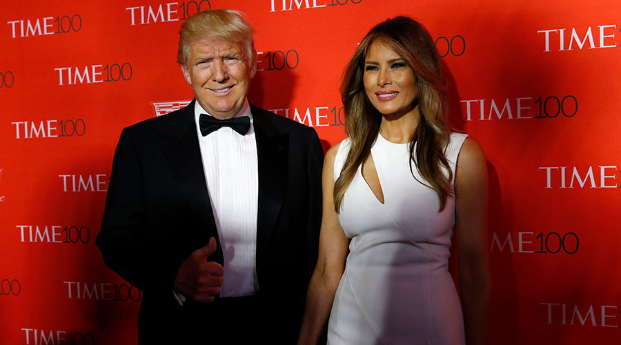 From Trump & Putin to social justice celebrities: #Time100 influencers list