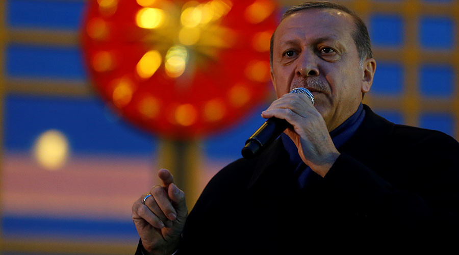 European Court of Human Rights cannot challenge Turkish referendum results – Erdogan