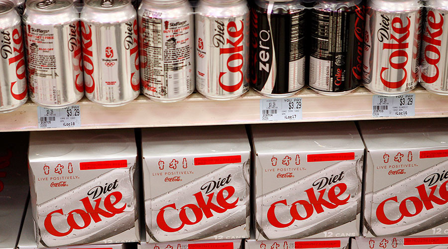 Diet soda triples stroke & dementia risk compared to normal daily cola habit – study