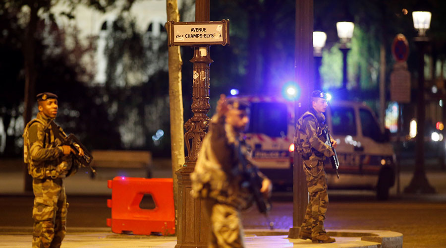 Attack ahead of French vote 'was ghastly inevitability'