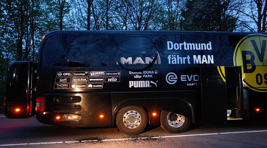 Dortmund bus bomb suspect arrested, planned share price scam – prosecutors