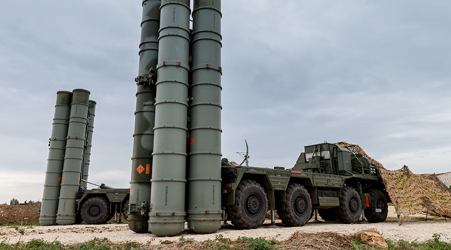 Ankara in 'final stage' of buying Russian S-400 anti-missile system