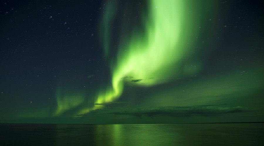 Magnetic field of dreams: Amateur stargazers help solve mystery of unknown aurora
