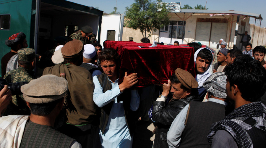 Mother of all schemes: 'US seeks more chaos in Afghanistan to justify intervention'