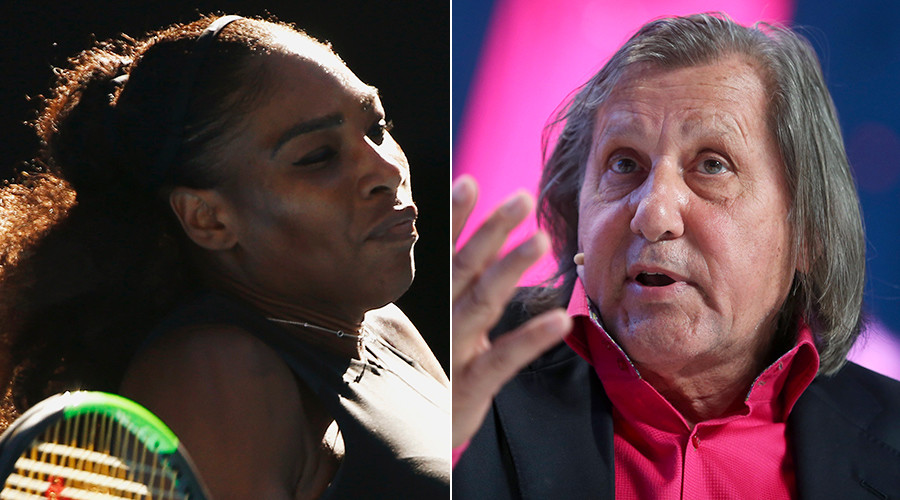 Nasty Nastase? Romania's Fed Cup captain barred after mocking Serena Williams with 'racist comment'