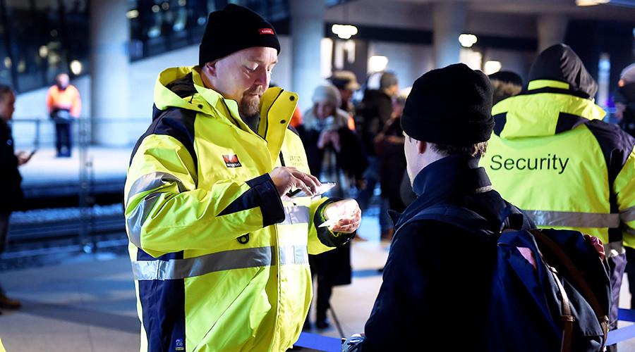 Swedish police arrest 2nd suspect in Stockholm truck attack