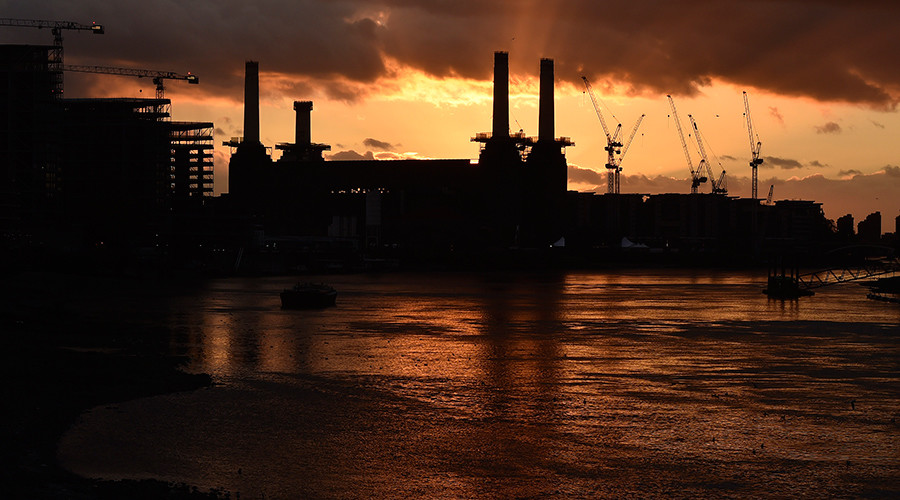 Britain cuts coal from energy mix for full 24hrs for 1st time since Industrial Revolution