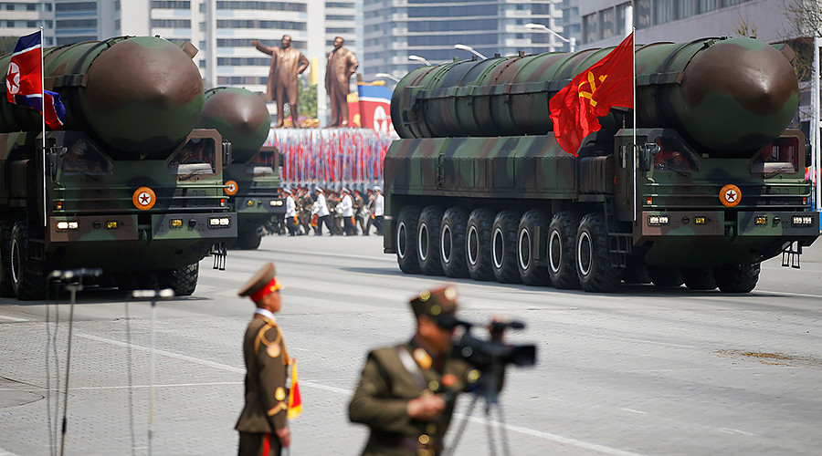 'Develop your country, not your WMDs': Australian FM hits back at N. Korea's missile threat