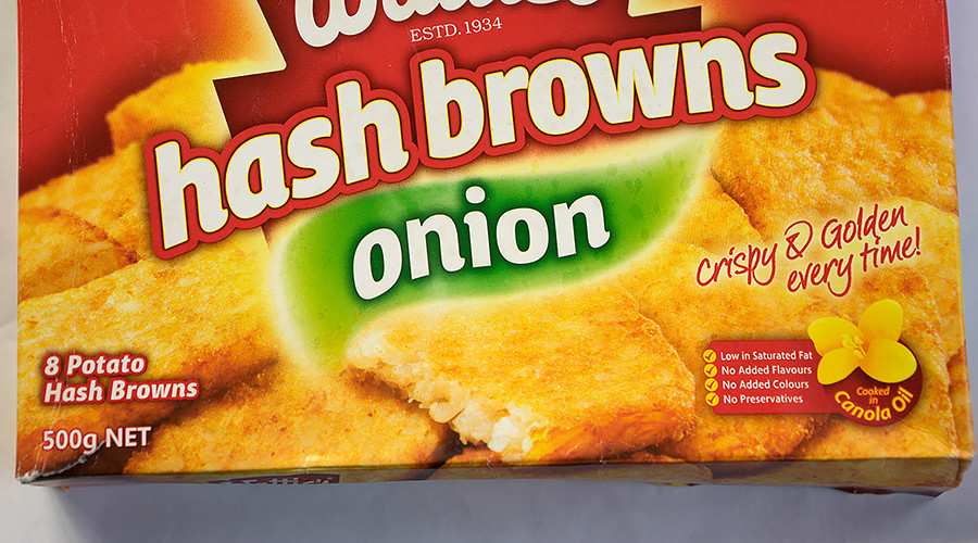 Fore!: Hash brown recall in US over suspected golf ball contamination
