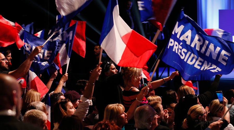 'I won't devote my life to a**holes': French mayor threatens to quit after Le Pen wins region