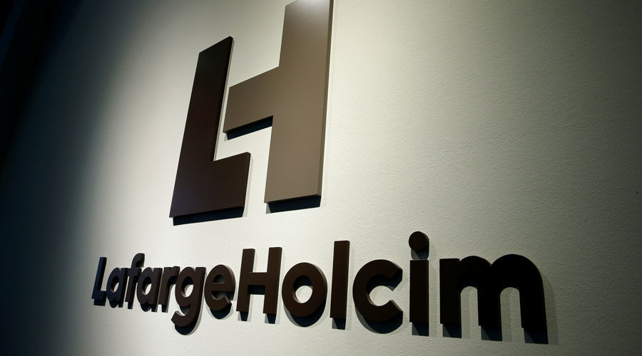 Head of LafargeHolcim steps down over company's alleged business with Islamic State