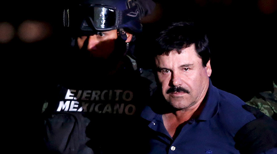 'El Chapo' complains about reruns, tap water, poor view at New York prison