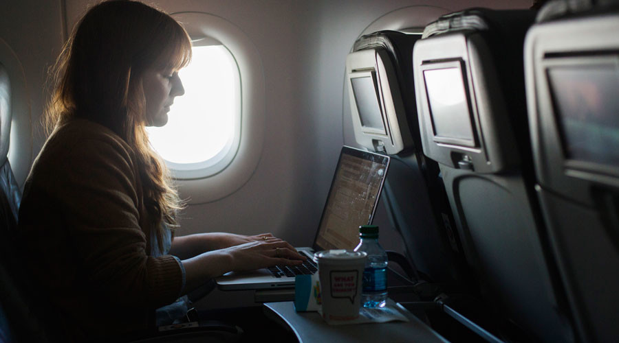 Trump administration considers laptop ban on flights from Europe