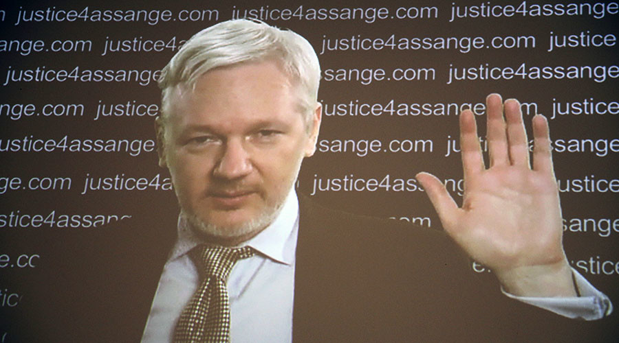 CIA chief Pompeo 'declares war on free speech' – Assange