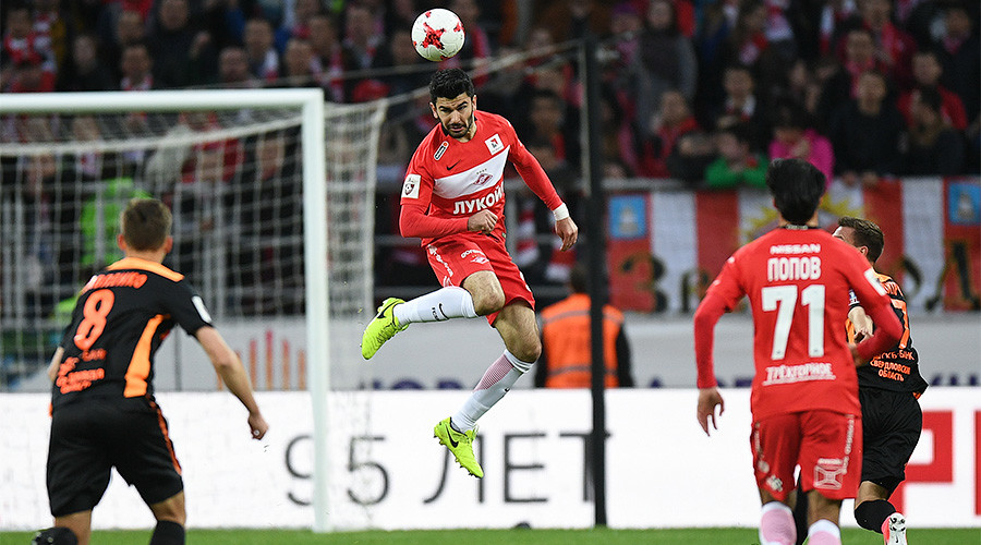 Spartak Moscow restore 10-point lead & march on to 1st title in 16 years