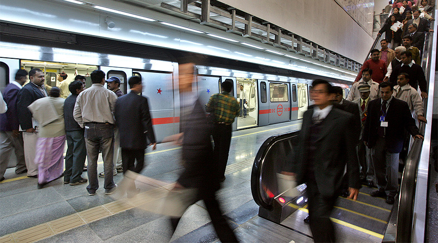 'Go to Pakistan': Elderly Muslim man humiliated by youth in Delhi metro