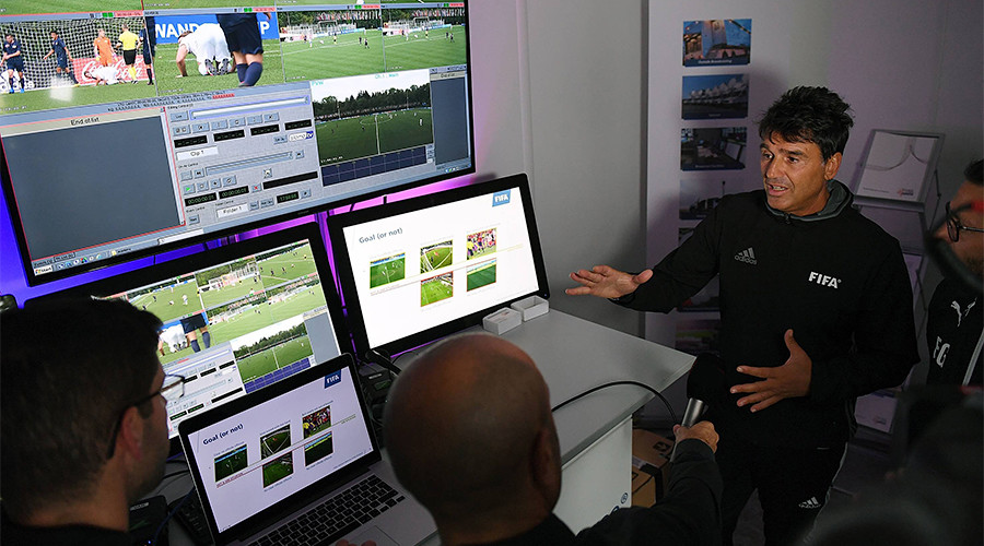 Video referees to be used at 2018 Russia World Cup - FIFA president Infantino