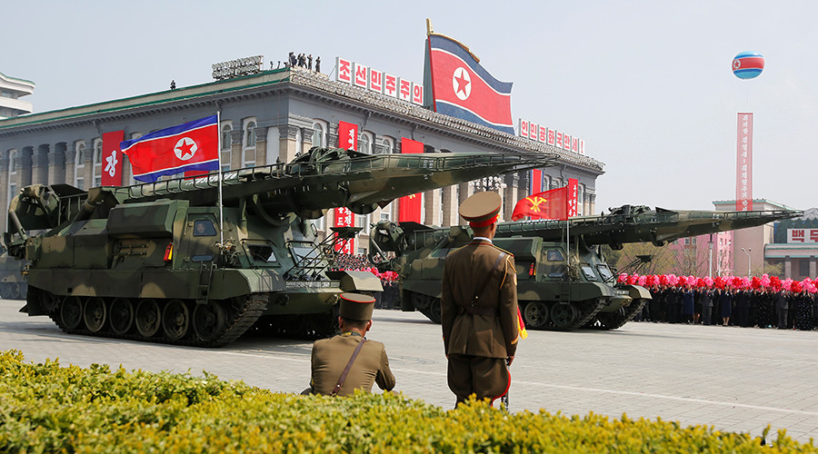 New spin of North Korea-Syria 'axis of evil' points to US war