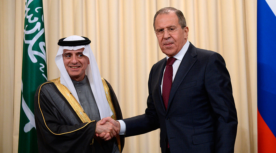 Russian and Saudi FMs clash over Syria & Iran