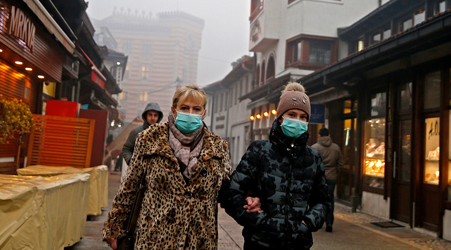 New fears over damage from air pollution on blood system