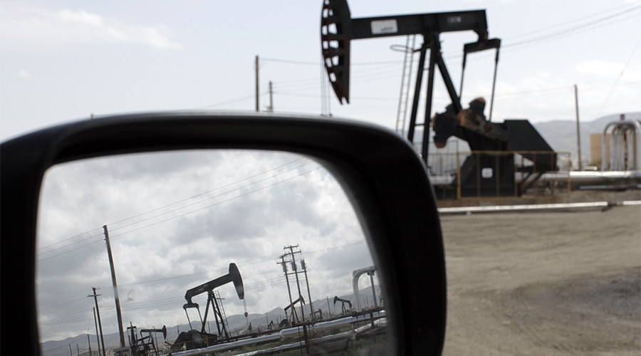 Oil prices continue to slide on growing global oversupply
