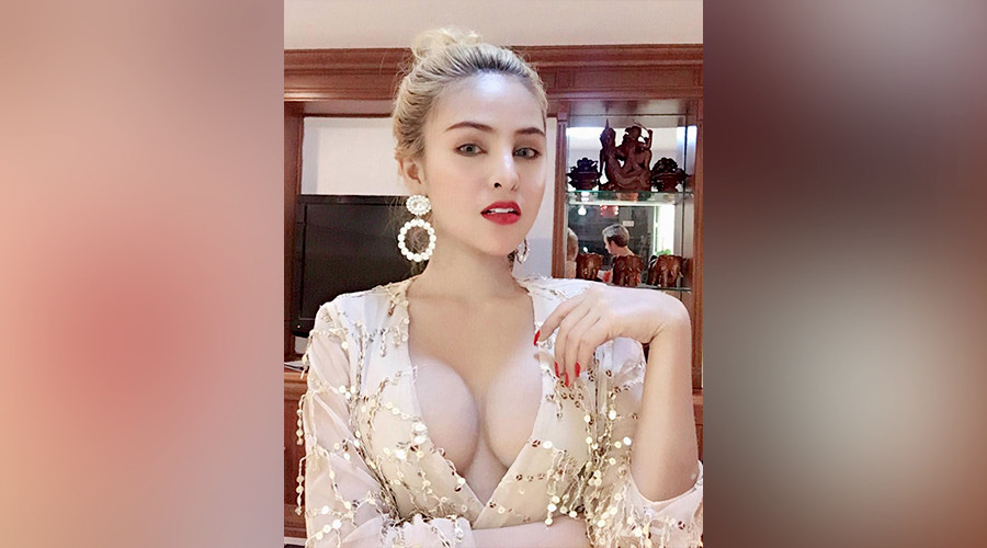 'I'll be less sexy': Cambodian star's risque Facebook posts result in acting ban