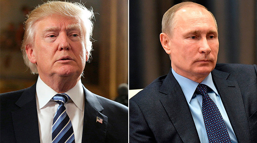 'Wishful thinking': Kremlin dismisses reports of Putin-Trump meeting in May