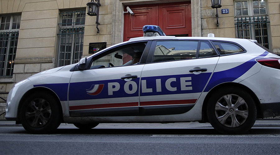 French policeman shoots colleague in freak accident
