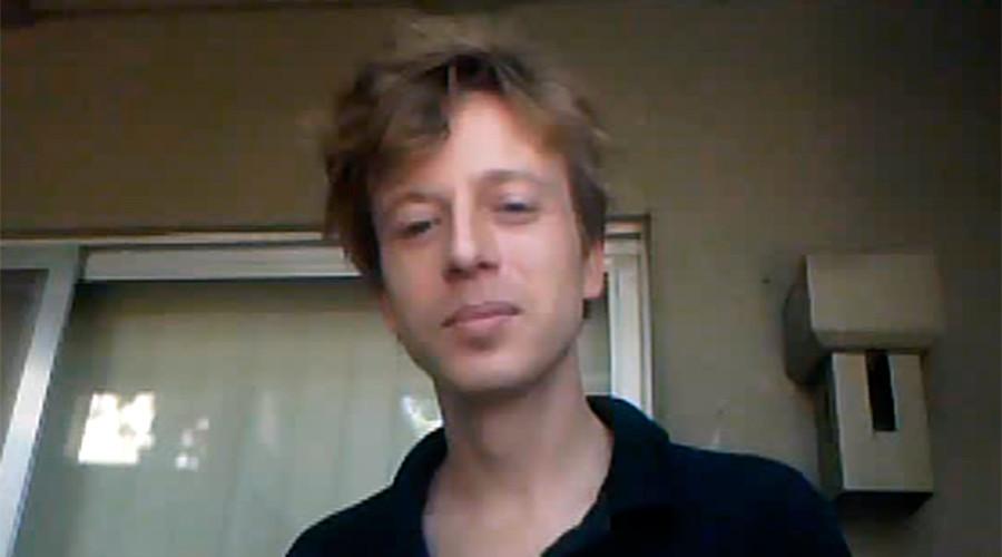 'Terrible affront to 1st Amendment': Journalist Barrett Brown re-arrested amid media tour
