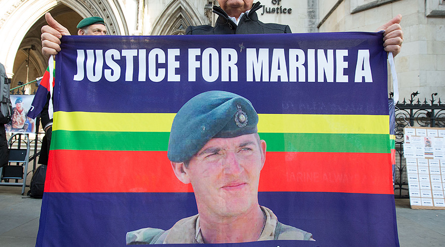 Marine who killed unarmed Afghan freed after sentence reduced