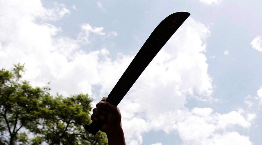 Machete-wielding teenager attacks Democratic students in Kentucky