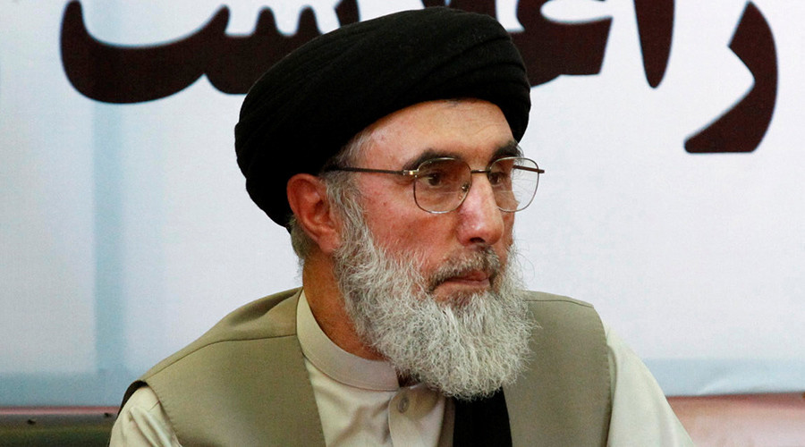 Warlord no more? 'Butcher of Kabul' calls for peace in 1st public appearance in 20 years