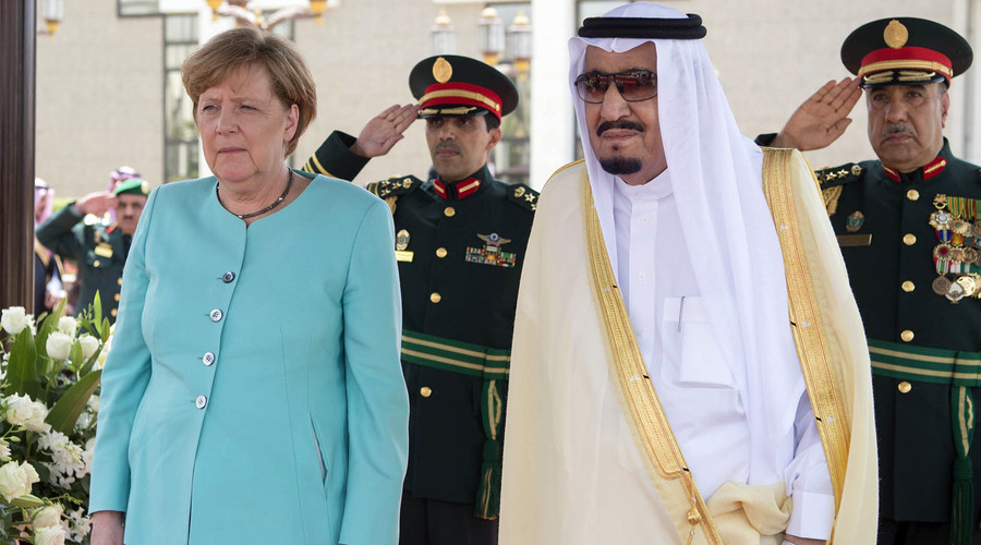 Saudi Arabia, Germany call for peaceful solution to regional conflicts