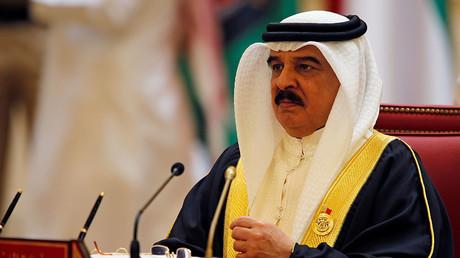 Bahrain's King Hamad bin Isa Al khalifa. ©Hamad I Mohammed