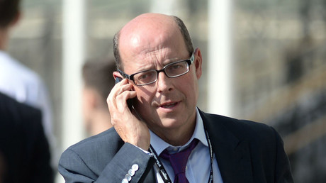 BBC presenter Nick Robinson. © Andrew Parsons / Global Look Press