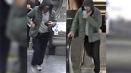 A man who is wanted in connection with the truck incident that killed and injured several people in Stockholm, Sweden on April 7, 2017. © Police / TT News Agency / Reuters
