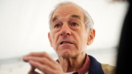 Ron Paul © Mark Makela