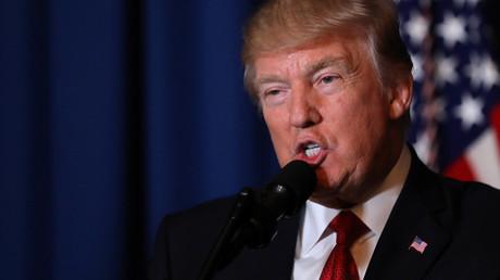 U.S. President Donald Trump © Carlos Barria / Reuters