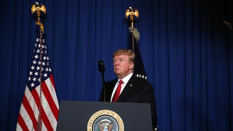 US President Donald Trump © Carlos Barria