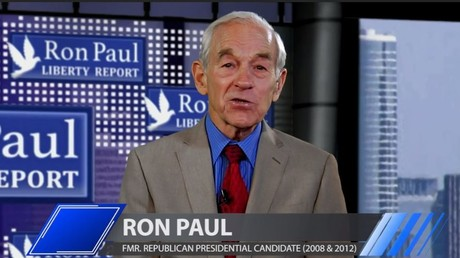 "Ron Paul: ""We need a revolution"""