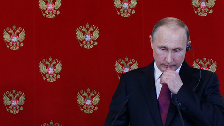 Russian President Vladimir Putin © Sergei Chirikov
